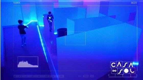 Batalha a Laser