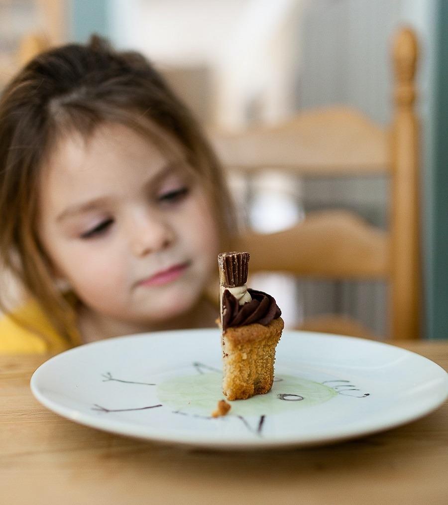 filho não quer comer