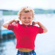 Ajudar as crianças a manterem um peso saudável