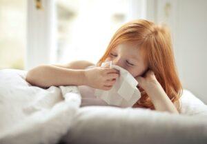 gripe ou resfriada